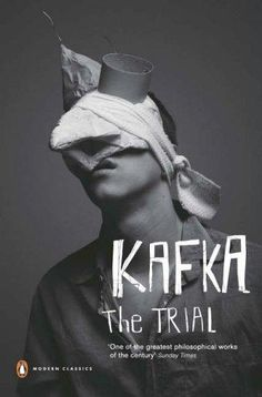 The Trial by Franz Kafka  - saved by a performer from 'Time Has Fallen Asleep In The Afternoon Sunshine'