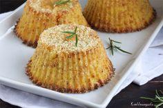 Sformatini di patate e prosciutto cotto