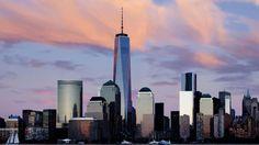 Le One World Trade Center est la tour centrale du nouveau complexe du World Trade Center, elle mesure 541 métres et a coûté près de 4 millia...