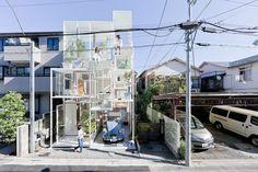 House NA  Architect: Sou Fujimoto   Location: Tokyo   Year Built: 2010