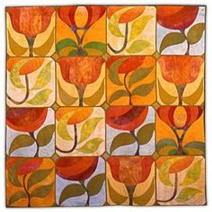 Joyce Seagram: Art Quilts - Gallery 1