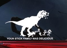 T Rex stick family Stick Family, Funny Times, T Rex, I Laughed, Haha, Random, Movies, Movie Posters, Collection