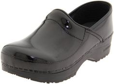 "Sanita Gitte Patent Clog (Toddler/Little Kid/Big Kid) Sanita. $36.24. Manmade sole. Heel measures approximately 1.75"". Anatomically designed footbed, Slip-on style for easy dressing, Danish designed made in Europe, Skid-resistant rubber outsole is flexible, shock-absorbing and very durable, Rocker bottom sole provides a natural gait. Patent Leather"