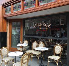 Un peu de Paris in Amsterdam: Auberge Jean