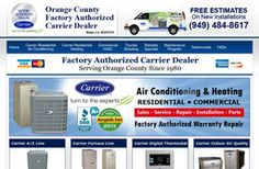 New Heating and Air Conditioning Services added to CMac.ws. Alicia Air Conditioning