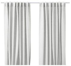 Simple and Affordable Curtain Panels