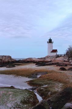 Annasquam Lighthouse by Chris Fuchs, via 500px