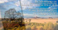 Dr. Guenther Montag - Das verborgene Glueck https://www.facebook.com/swakopmunder.buchhandlung/