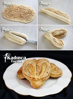 Tahinli Vatruşka Çöreği Tarifi