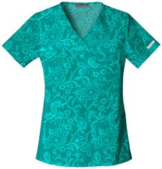 #Cherokee #Scrubs #Uniforms #Fashion #Style #Nurse #Medical #Apparel #Teal