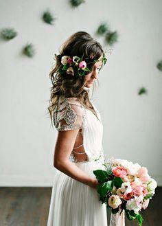 Festival Wedding Style