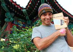 David Camacho Columbus was born in Puerto Rico and has traveled to over 40 countries. Calls home to wherever you are, carrying his dirty old backpack, but still endures abuse. This guy rocks! Children In Need, Together We Can, Brand Ambassador, Kids Meals, Sustainability, Rockers, Guys, Beanies, Street