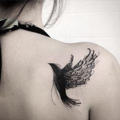 • Black Bird •