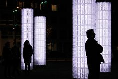 """LIKEarchitects'+""""Frozen+Trees""""+Installation+Moves+to+London"""