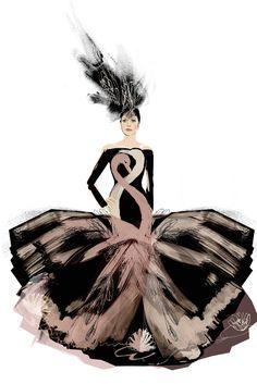O que Lady Gaga vai vestir em seu casamento? Estilistas sugerem! - Vogue   Noivas