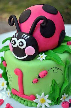 Abby's Ladybug First Birthday