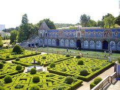 Jardim Palácio dos Marqueses da Fronteira, Lisboa
