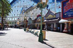 Paradise Pier at Disney's California Adventure Park