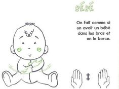 Start using thise easy ideas to teach your baby some simple sign language skills and finally find out what goo-goo gah-gah really means. Simple Sign Language, Baby Language, Sign Language Phrases, Sign Language Interpreter, Learn Sign Language, French Signs, Asl Signs, Self Confidence, Self Esteem