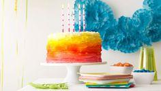 """Cake for Shawn's bday - """"Happy 7th Birthday Shawn"""""""