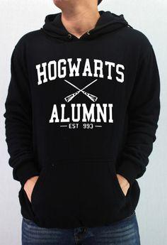 HOGWARTS ALUMNI hoodie