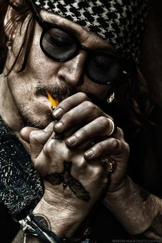 Johnny Depp : Photo