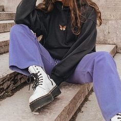 Discover recipes, home ideas, style inspiration and other ideas to try. Indie Outfits, Edgy Outfits, Retro Outfits, Vintage Outfits, Girl Outfits, Fashion Outfits, Soft Grunge Outfits, Cartoon Outfits, Aesthetic Fashion