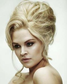 1960s Beehive Hairstyle | beehive hairstyle18