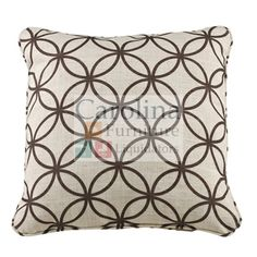 Decorative Accent Pillow  The Rippavilla transitional decorative pillows will enhance your living space