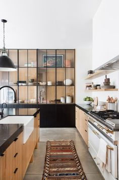 Crazy Sexy Cool Kitchen Design is part of Kitchen trends - This stunningly cool kitchen has officially set the bar for timeless kitchen design It combines modern and tradition design to mustsee effect
