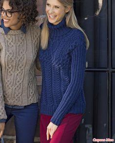 Всяко разная подборка пуловеров