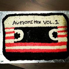 Awesome Mix Vol  Birthday Cake
