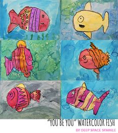 You-be-You-WatercolOR-fish-art-lessons