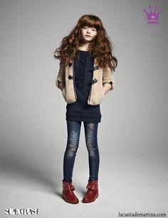 ♥ SUPERTRASH Colección Otoño Invierno 2012/13 ♥ Marca de Moda Infantil : ♥ La casita de Martina ♥ Blog Moda Infantil y Moda Premamá, Tendencias Moda Infantil
