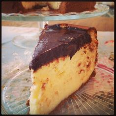 Tarta de queso Translate from span -> engllish. Cheesecake Brownies, Cheesecake Recipes, Dessert Recipes, Desserts, Dessert Ideas, Cheesecakes, Good Food, Yummy Food, How To Make Chocolate