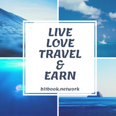 Live Love, Inbound Marketing, Passive Income, Blockchain, Cryptocurrency, A Team, Books, Travel, Libros