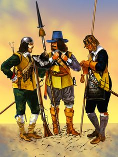 Earl of Manchester's Regiments, New Model Army during the English Civil War