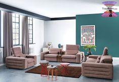 اشكال انتريهات مودرن من أحدث موديلات الأنتريهات 2019 modern furniture designs Sofa Furniture, Modern Furniture, Furniture Design, Love Design, Sofa Set, Love Seat, Couch, Interior Design, Inspiration