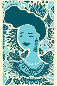 artist celebrates black women's hair