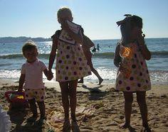 Vistiendo a tres.: Un deseo...que se pare el tiempo... Under Eye Wrinkles, Wish, Little Girl Clothing