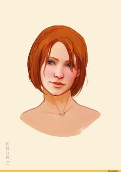 Dragon Age, fandom, DA characters, Leliana, kauri