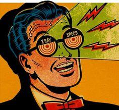 Bildergebnis für x ray glasses