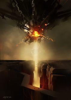 Science fiction illustrations - All-images
