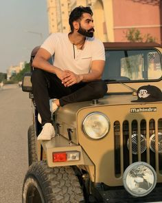 Image may contain: 1 person Cute Girl Poses, Boy Poses, Male Poses, Parmish Verma Beard, Beard Logo, Punjabi Models, Pre Wedding Poses, Fashion Photography Poses, Fitness Photography