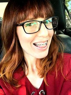 #braces #braceface #metalbraces #girlswithbraces #glasses #glassesandbraces #girlswithglasses #elastics