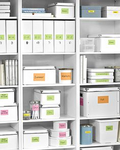 Paper management.  Office management.  Easy access and very organized.