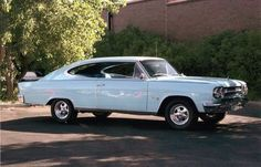 1965 Marlin - Remember the Marlin, AMC's answer to the Mustang?