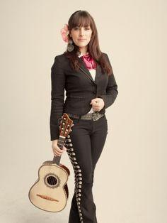 Mariachi Flor de Toloache (Twist on the outfit)
