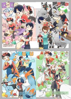 Pokemon Mew, Pokemon Manga, Pokemon Comics, Pokemon Images, Pokemon Pictures, Pokemon Especial, Pokemon Game Characters, Pokemon Adventures Manga, Pokemon People