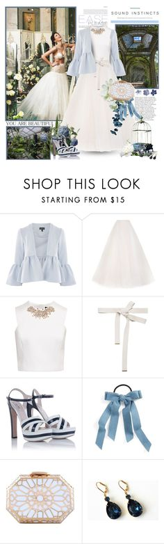 """"""",,So far away, if I had a dream, if only I had a flying dream...."""""""" by purplecherryblossom ❤ liked on Polyvore featuring Topshop, Costarellos, Ted Baker, Marni, Miu Miu and Cara"""